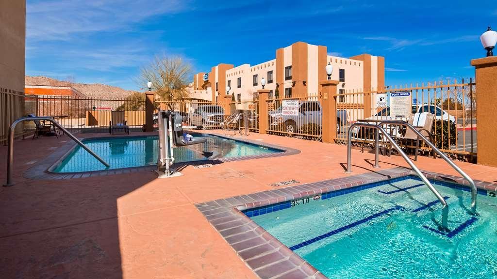 Best Western Joshua Tree Hotel & Suites - Vista de la piscina