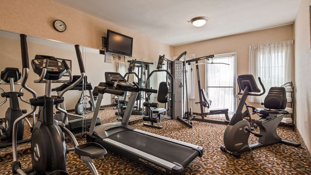 Best Western Plus Main Street Inn - Health club