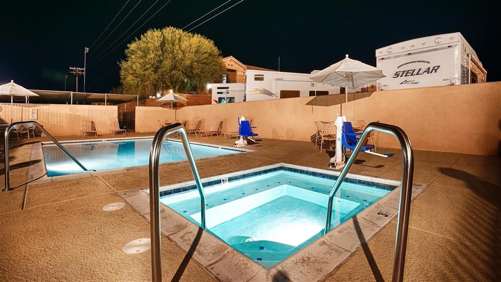 Best Western Plus Main Street Inn - Pool