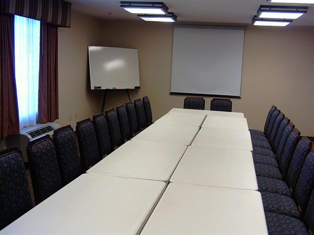 Best Western Plus Twin View Inn & Suites - We offer the perfect conference room to exchange business ideas or strategies.