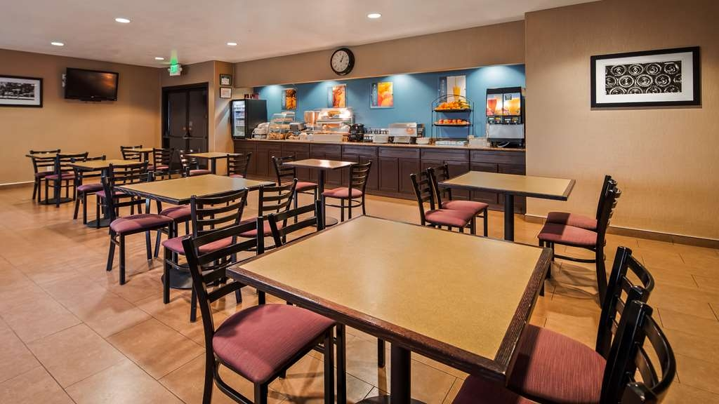 Best Western Plus Wine Country Inn & Suites - Restaurant / Gastronomie