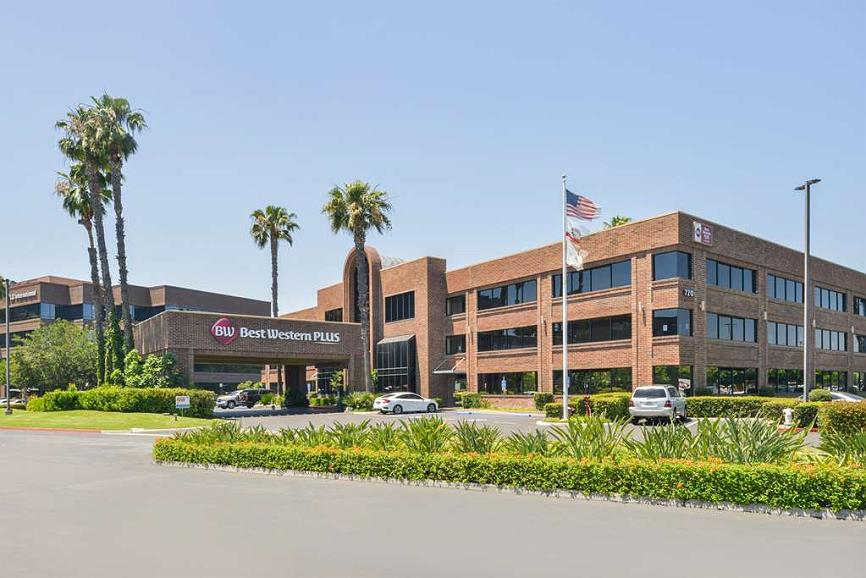 Best Western Plus Meridian Inn & Suites, Anaheim-Orange - Aussenansicht