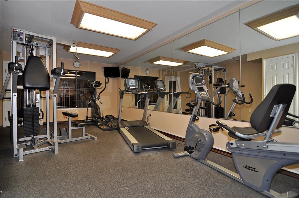 Best Western Plus Meridian Inn & Suites, Anaheim-Orange - Centre de fitness