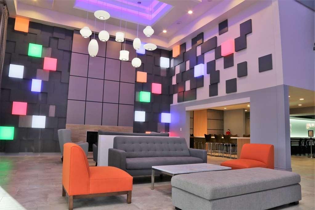 Best Western Plus Meridian Inn & Suites, Anaheim-Orange - Vue du lobby