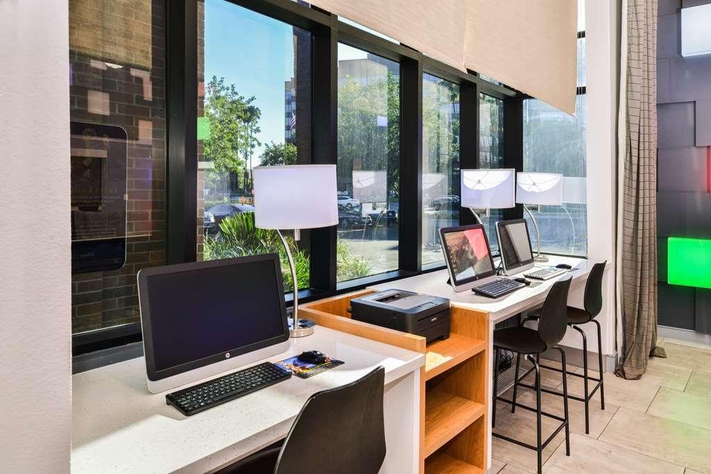 Best Western Plus Meridian Inn & Suites, Anaheim-Orange - Geschäft-zentrum