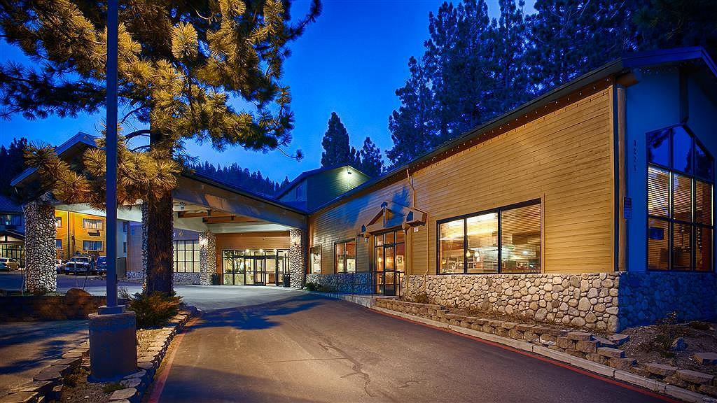 Best Western Premier High Sierra Hotel - Area esterna