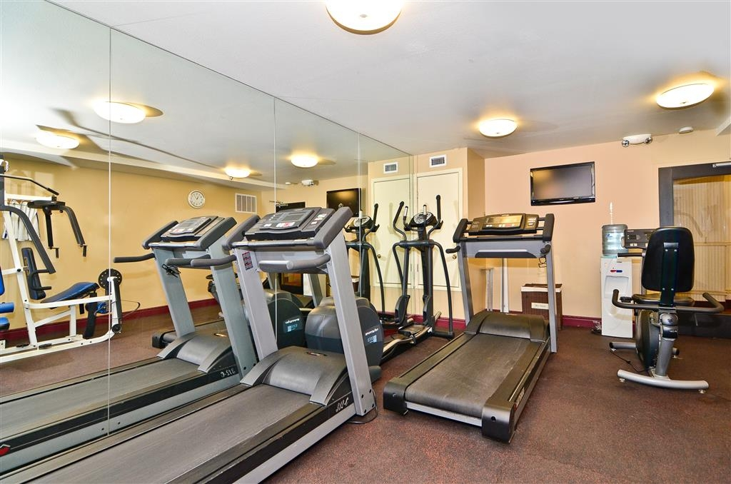 Best Western Plus High Sierra Hotel - Centre de fitness