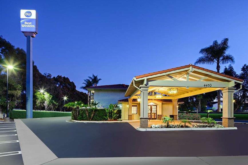 Best Western Chula Vista/Otay Valley Hotel - Entrada del hotel