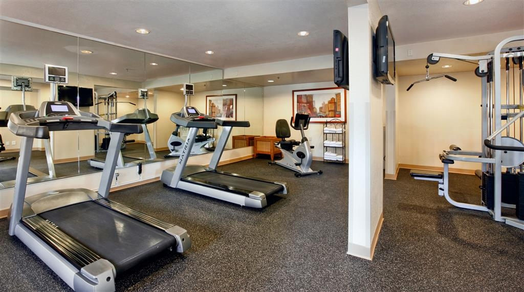 Best Western Chula Vista/Otay Valley Hotel - Centro fitness