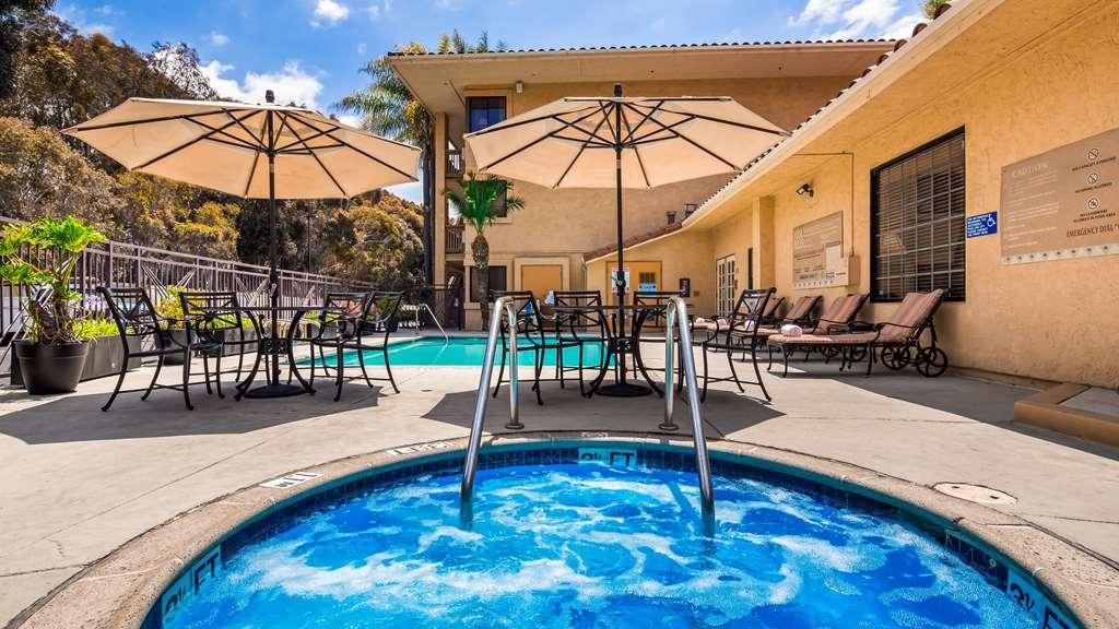 Best Western Chula Vista/Otay Valley Hotel - Vue de la piscine