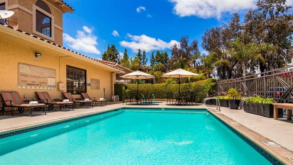 Best Western Chula Vista/Otay Valley Hotel - Pool view