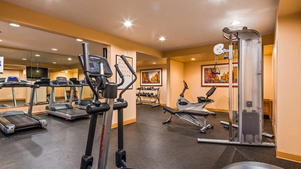 Best Western Chula Vista/Otay Valley Hotel - Club de salud