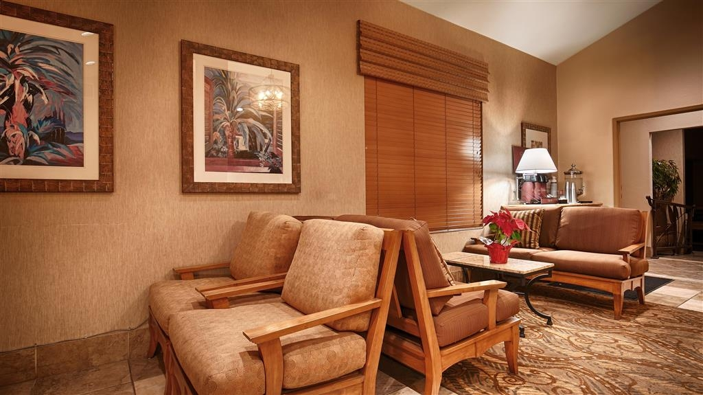Best Western Chula Vista/Otay Valley Hotel - Lobby