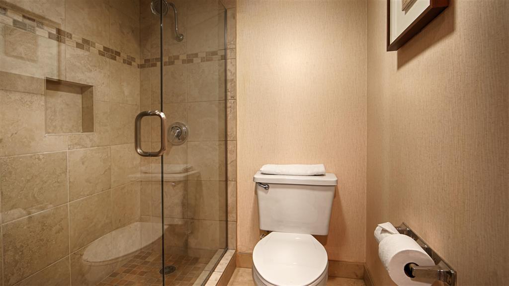 Best Western Chula Vista/Otay Valley Hotel - Cuarto de baño de clientes