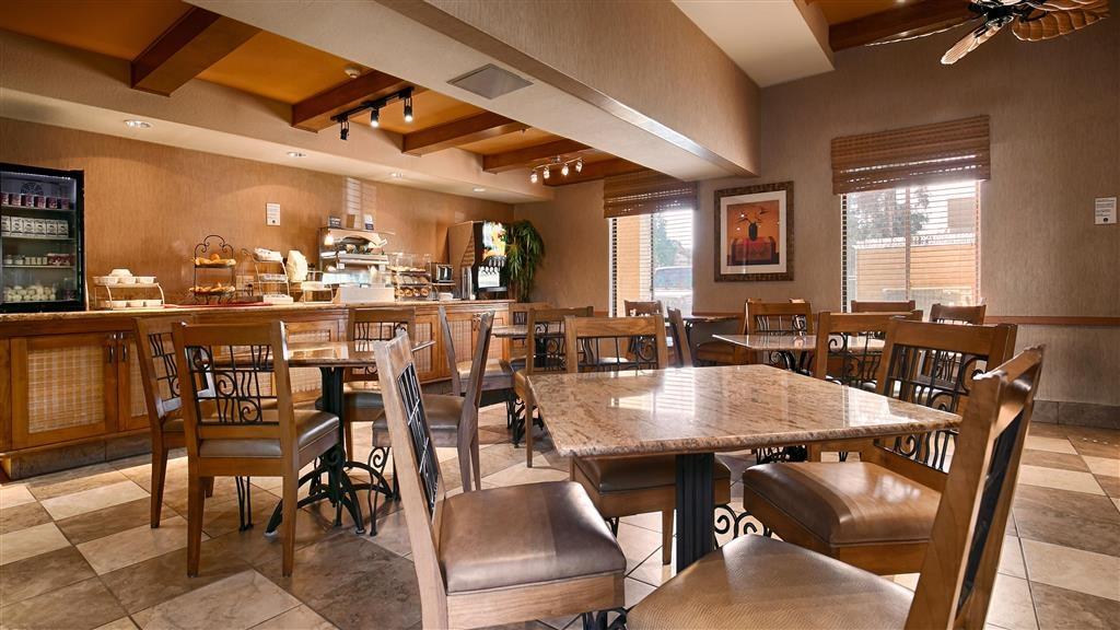 Best Western Chula Vista/Otay Valley Hotel - Zona de desayunos