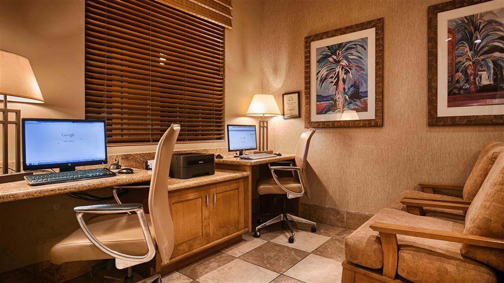Best Western Chula Vista/Otay Valley Hotel - Business Center