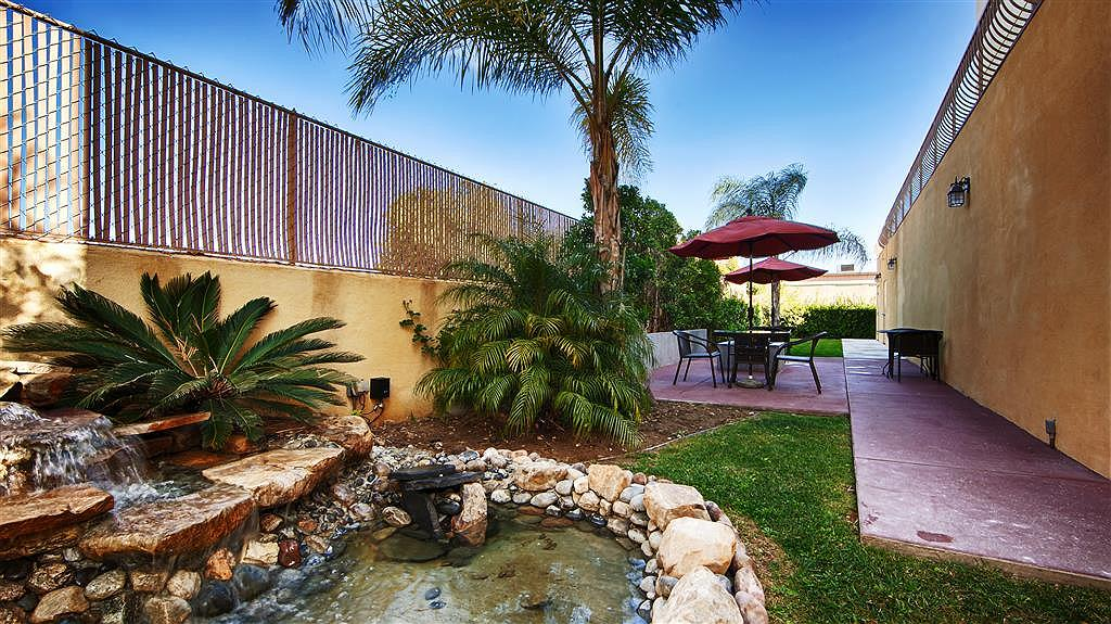 Best Western Burbank Airport Inn - Area esterna