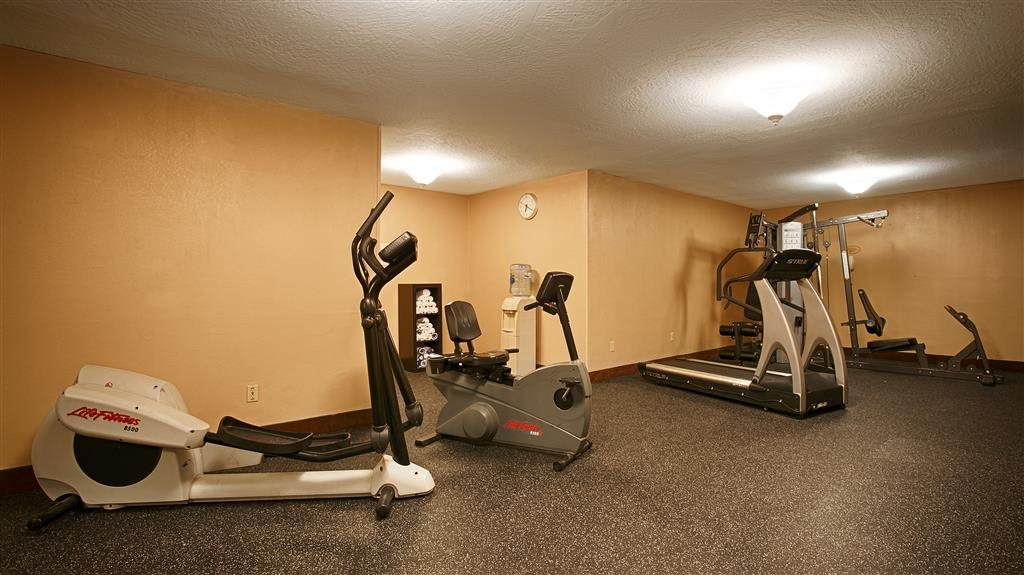 Best Western Plus Heritage Inn - Fitnessstudio