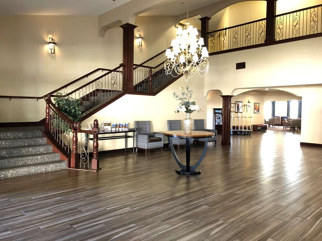 Best Western Plus Heritage Inn - Foyer
