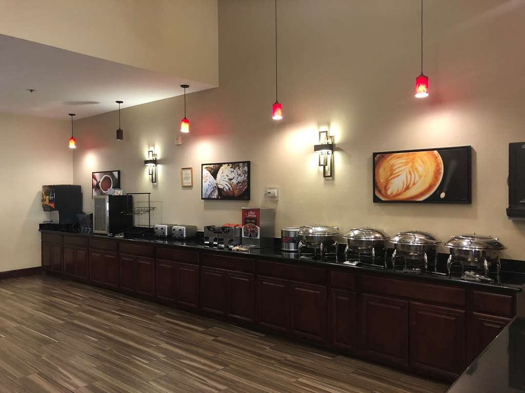 Best Western Plus Heritage Inn - Area colazione
