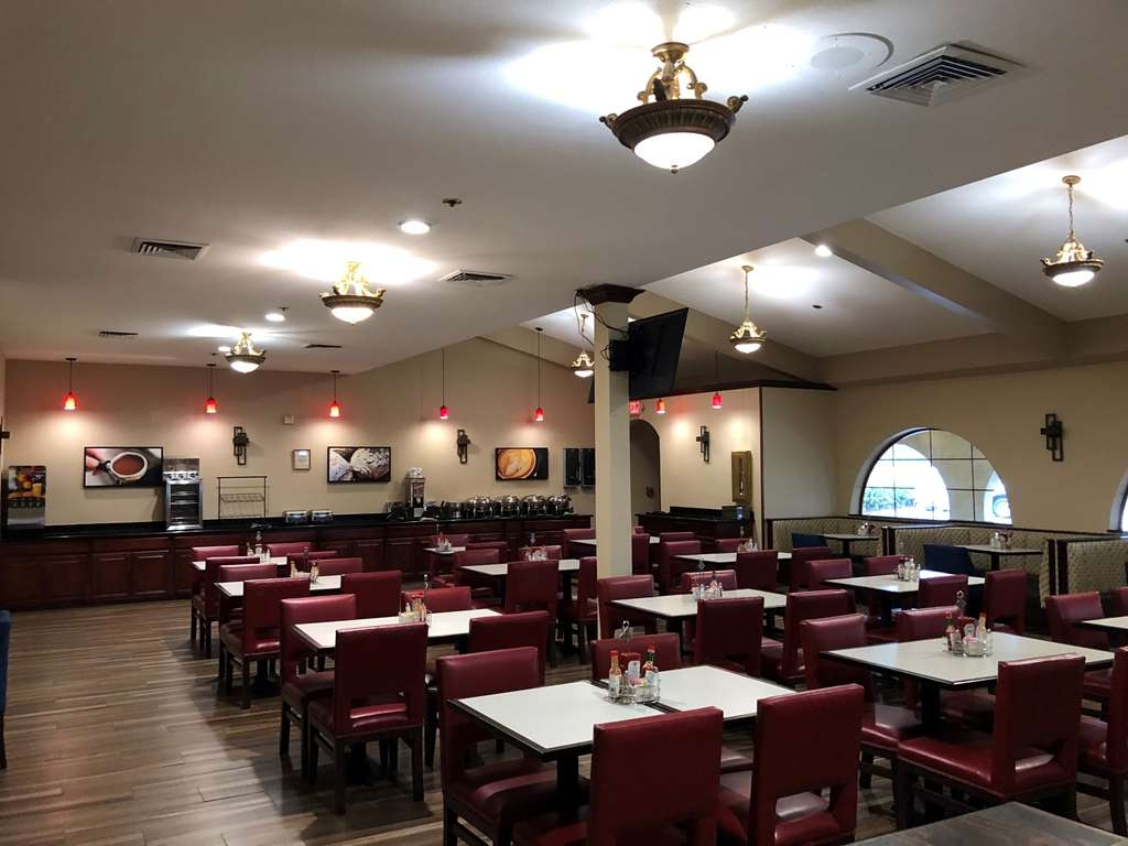 Best Western Plus Heritage Inn - Le petit déjeuner buffet