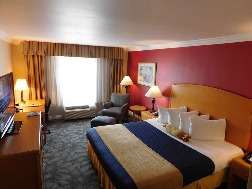 Best Western Plus Anaheim Orange County Hotel - Habitaciones/Alojamientos