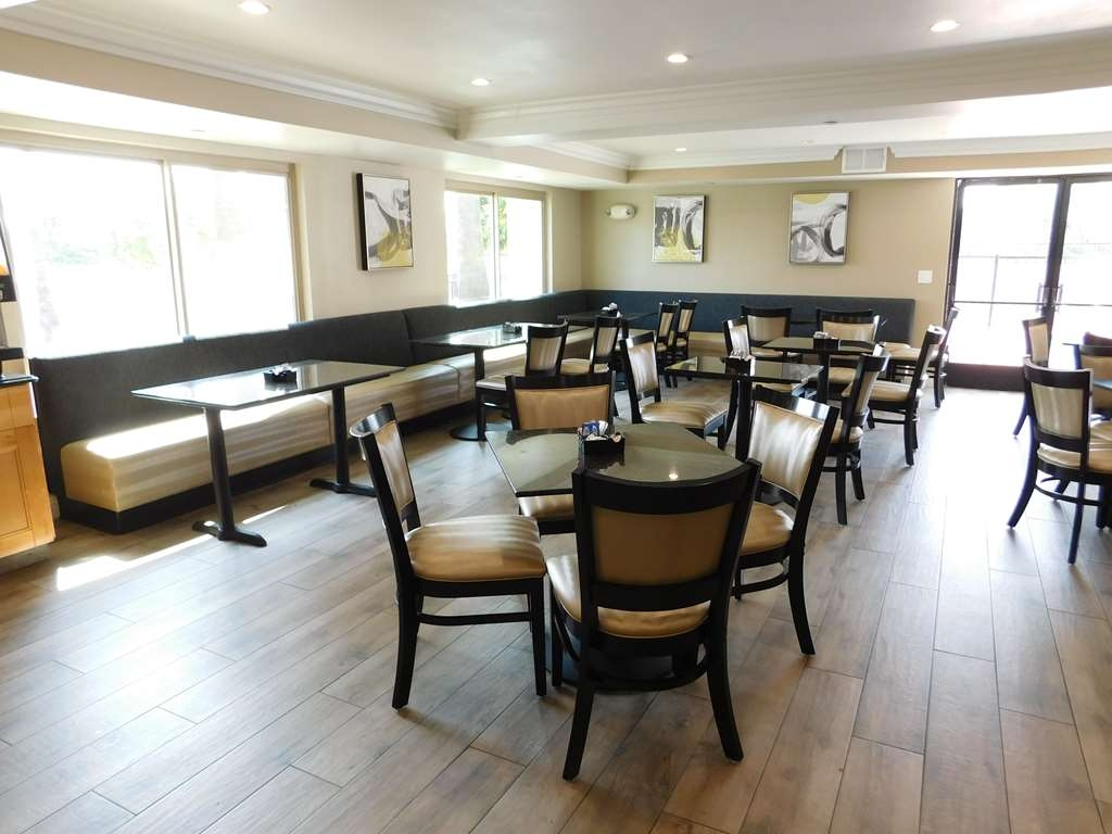 Best Western Plus Anaheim Orange County Hotel - Restaurant / Gastronomie