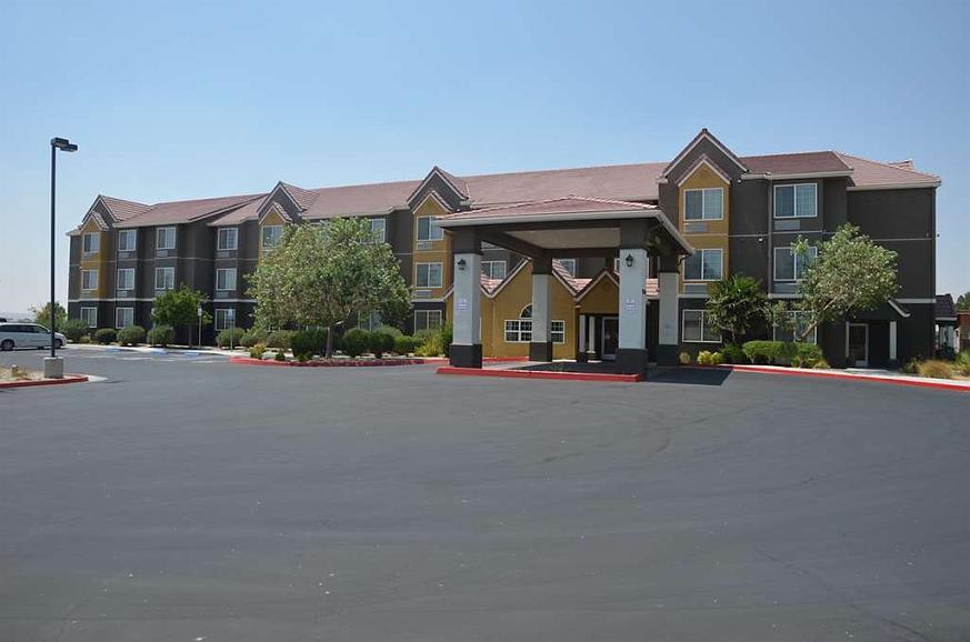 Best Western California City Inn & Suites - Vista exterior