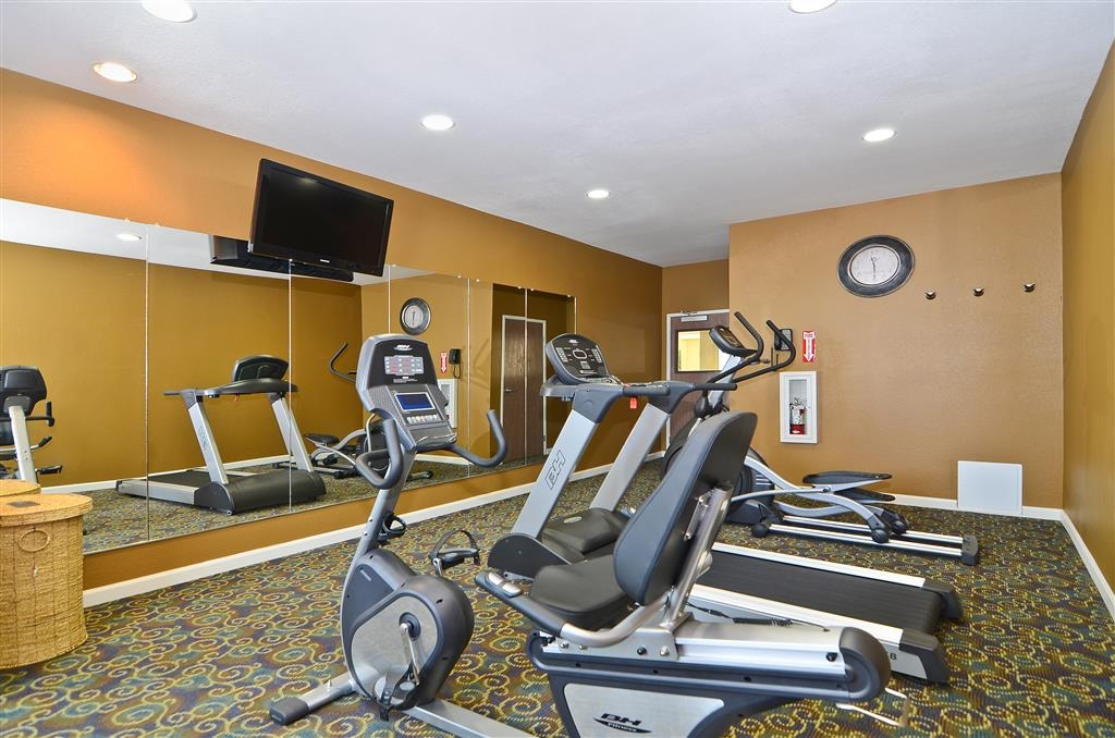 Best Western California City Inn & Suites - exercise chambre