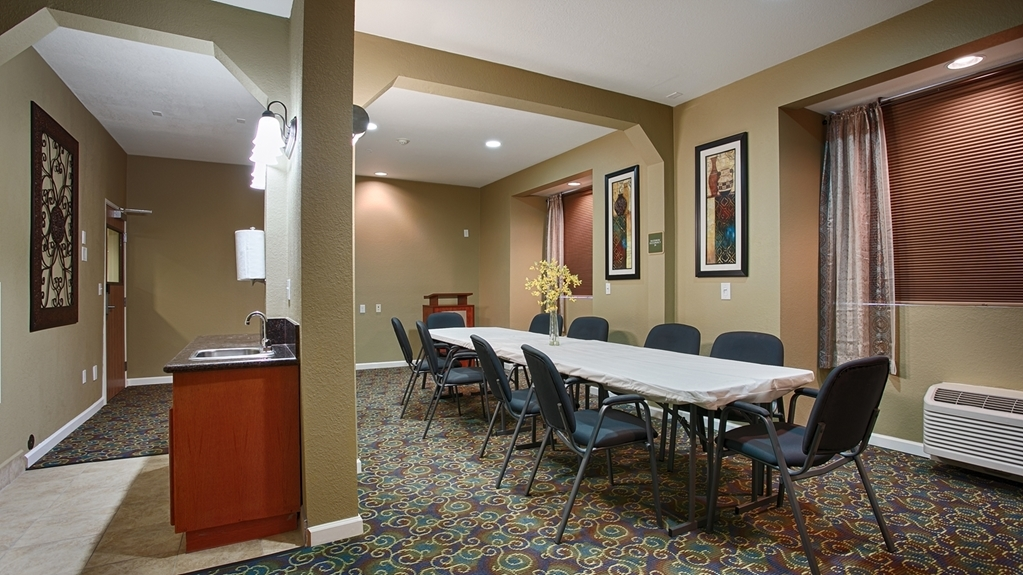 Best Western California City Inn & Suites - Salle de réunion