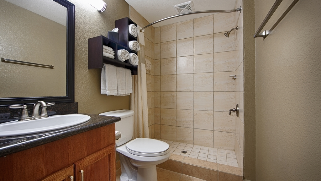 Best Western California City Inn & Suites - Salle de bain
