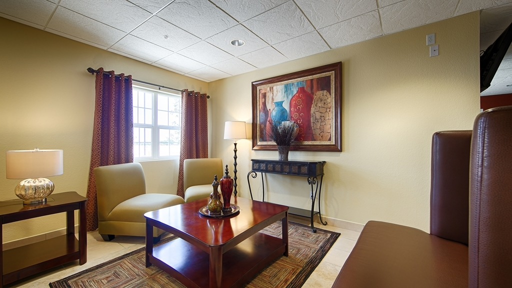Best Western California City Inn & Suites - Vue du lobby