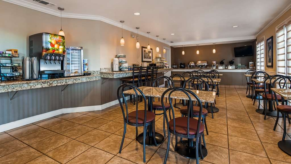 Best Western Yuba City Inn - Restaurant / Etablissement gastronomique