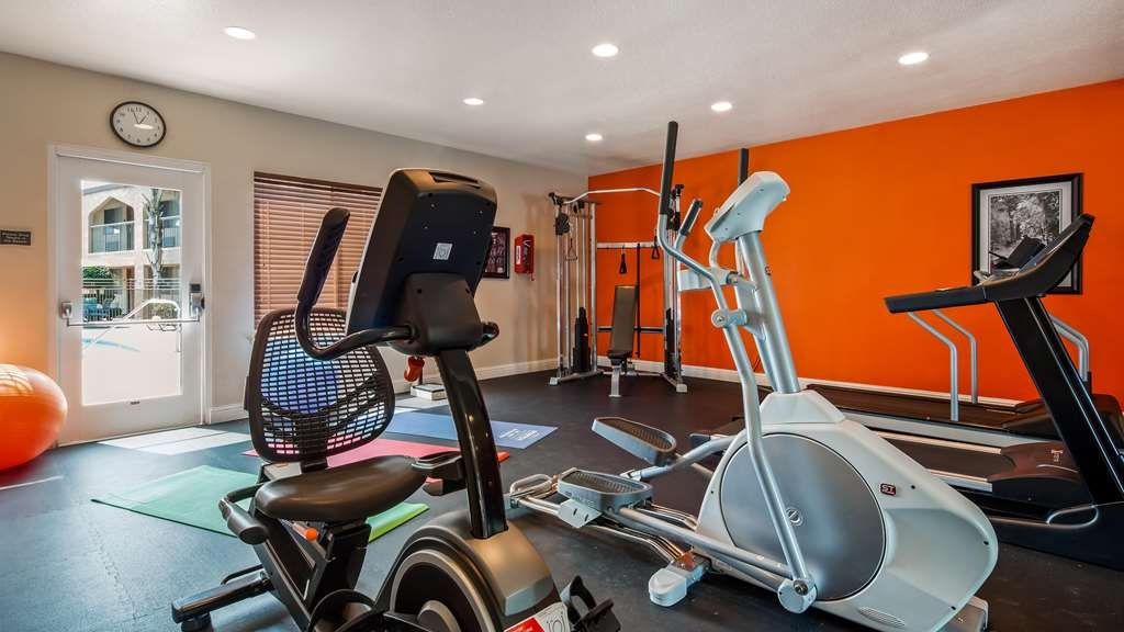 Best Western Yuba City Inn - Club de remise en forme