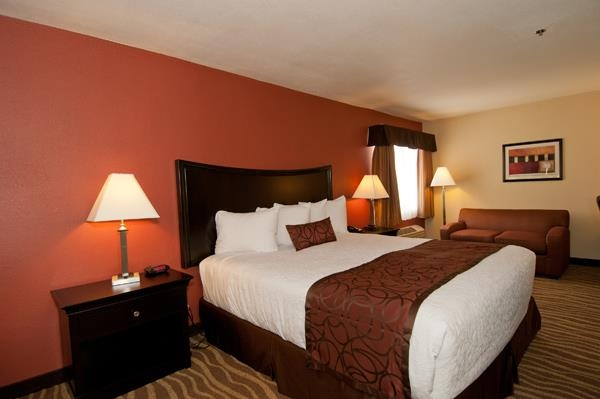 Best Western Plus Corning Inn - Suite