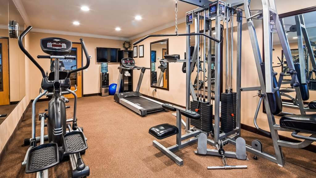 Best Western Plus Corning Inn - Fitnessstudio