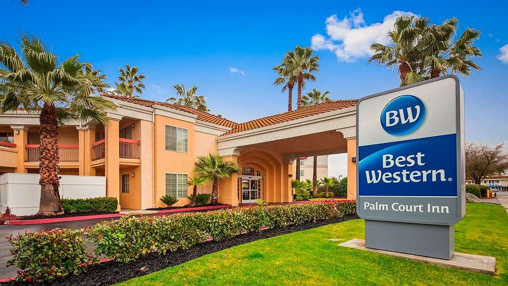 Best Western Palm Court Inn - Area esterna