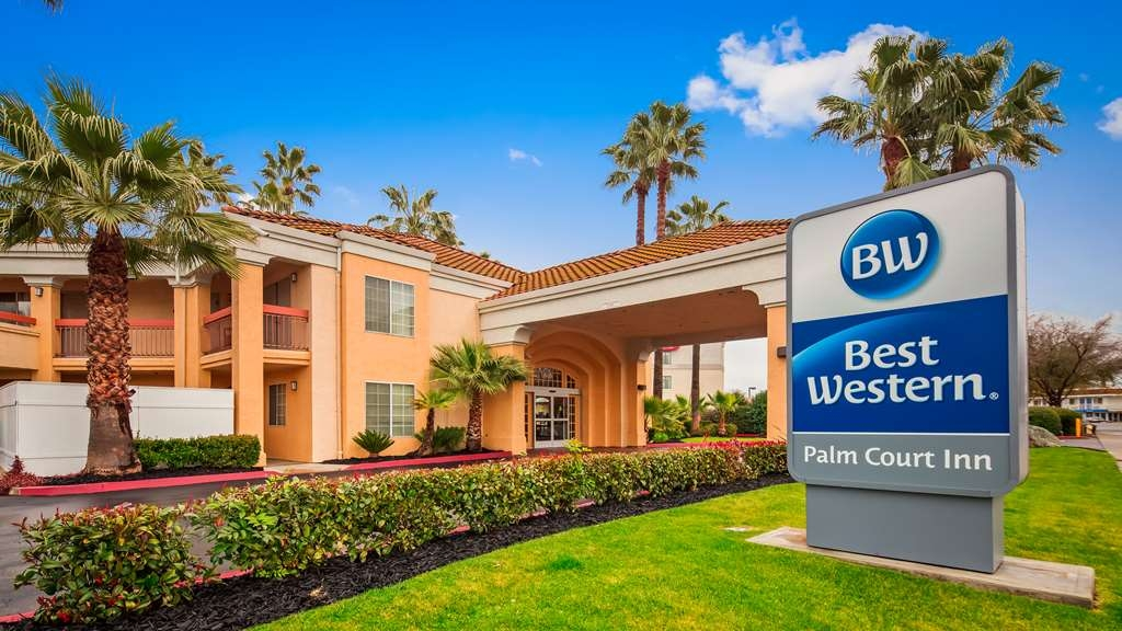 Best Western Palm Court Inn - Exterior