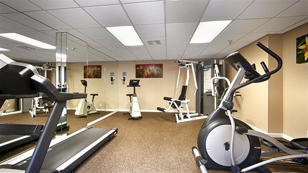 Best Western Plus Irvine Spectrum Hotel - Fitness Center