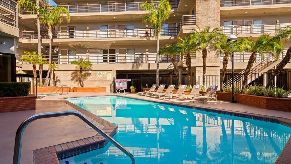 Best Western Plus Irvine Spectrum Hotel - Outdoor Pool