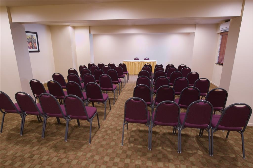 Best Western Plus Orchid Hotel & Suites - Our Galleria Meeting Room features enough space to host your next event and can accommodate up to 60 guests.