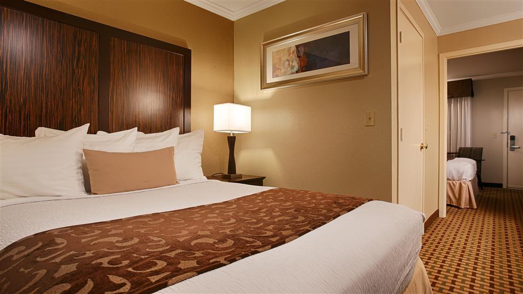 Best Western Plus Orchid Hotel & Suites - Chambre