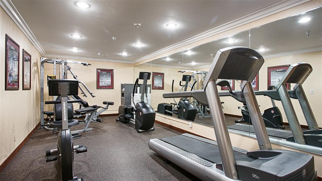 Best Western Plus Orchid Hotel & Suites - exercise chambre
