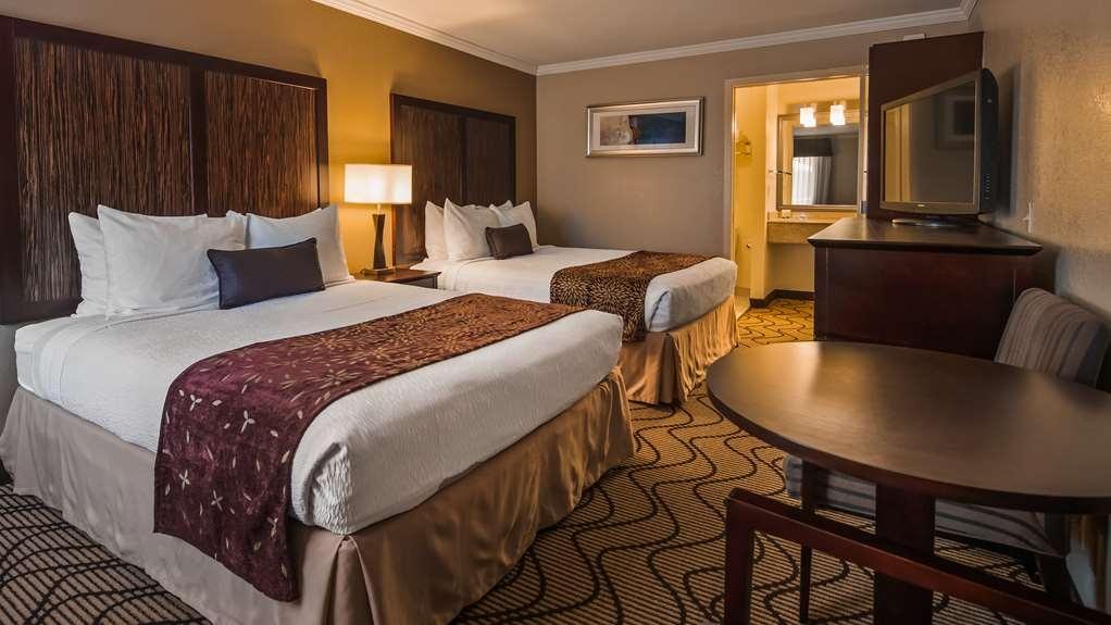Best Western Plus Orchid Hotel & Suites - Chambres / Logements