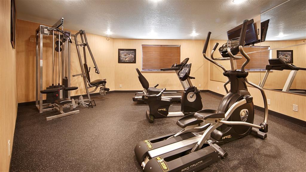 Best Western San Dimas Hotel & Suites - Centre de fitness