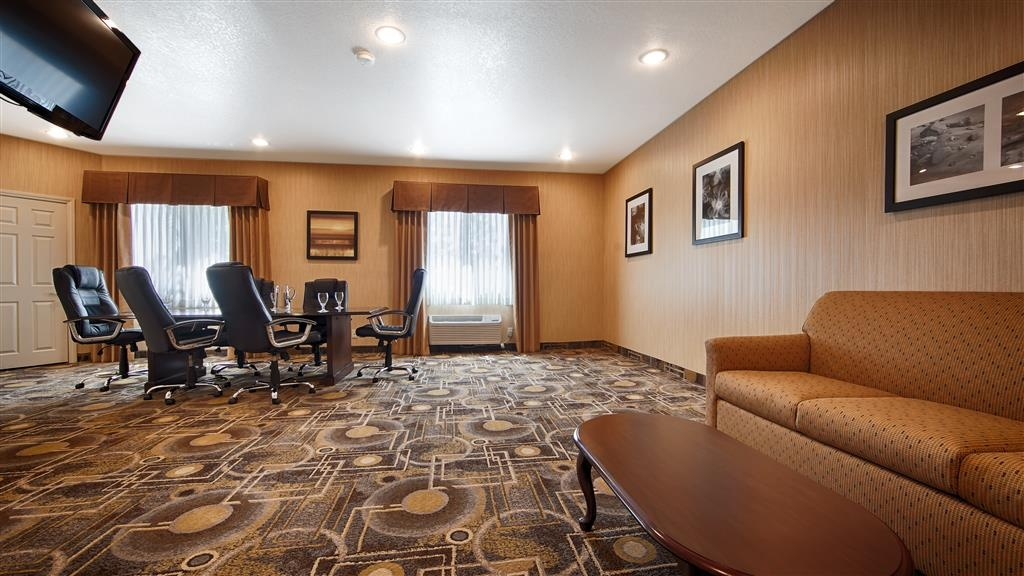 Best Western San Dimas Hotel & Suites - Sala meeting