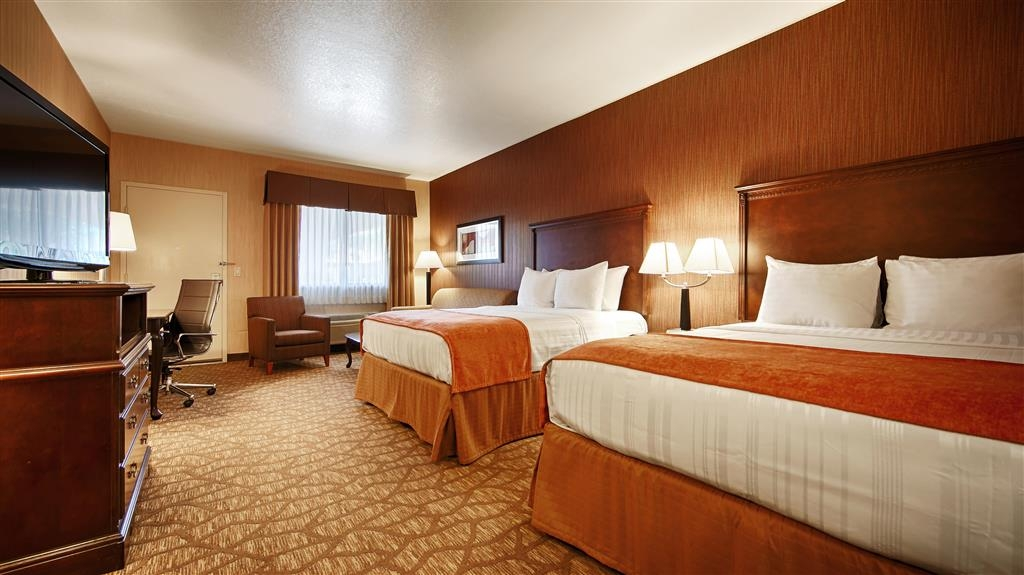 Best Western San Dimas Hotel & Suites - Camera con due letti queen size