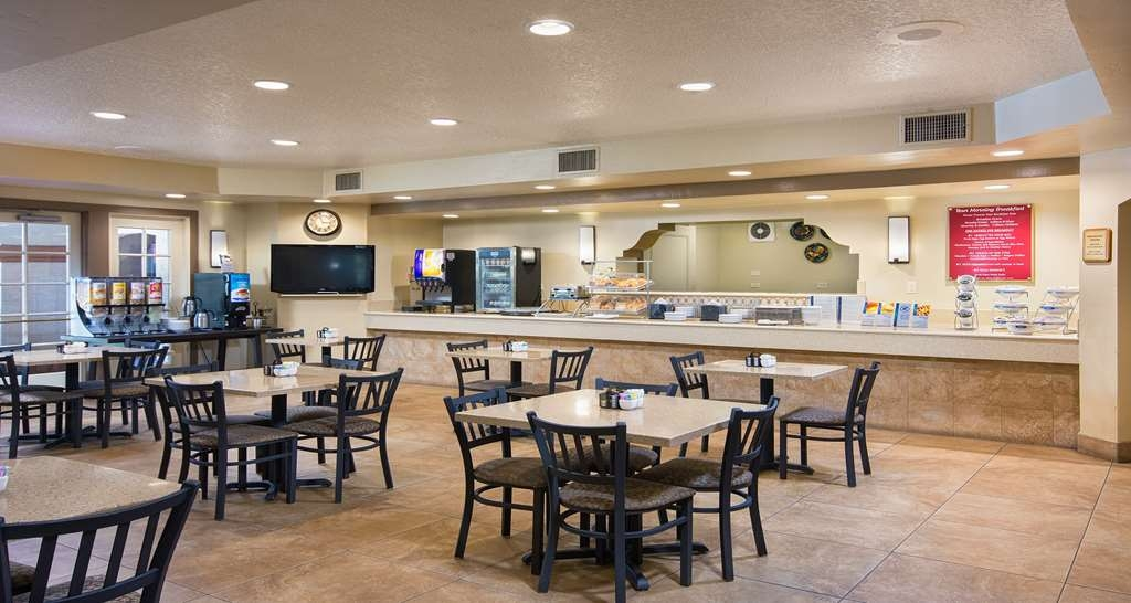 Best Western San Dimas Hotel & Suites - Restaurant / Gastronomie