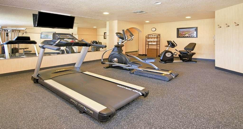 Best Western San Dimas Hotel & Suites - Fitnessstudio