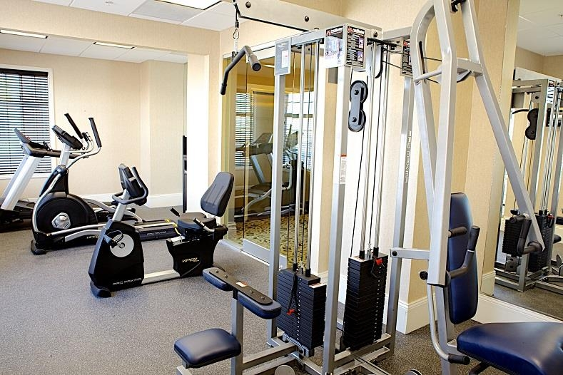 Best Western Plus San Pedro Hotel & Suites - Centre de fitness